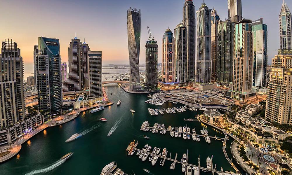 Long Stay Hotels in Dubai Marina