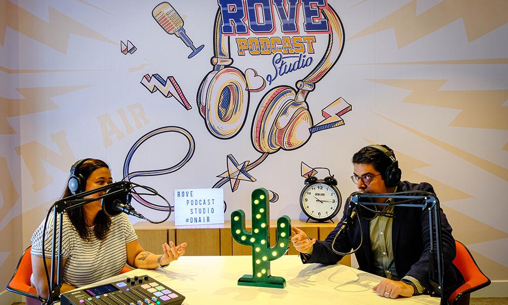 Podcast Studios in Dubai