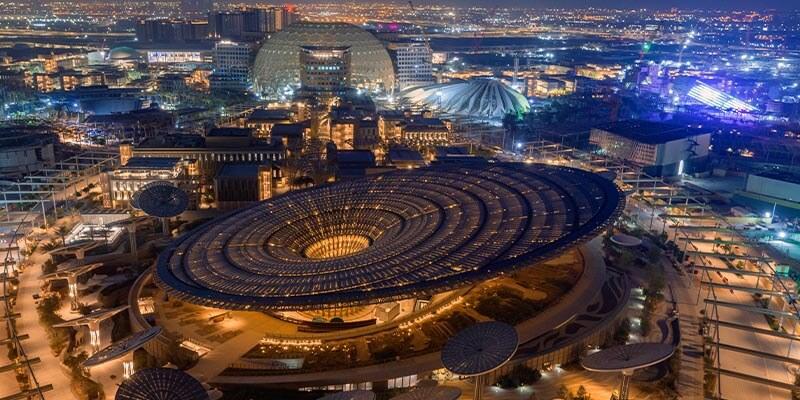 Expo 2020 Dubai Event