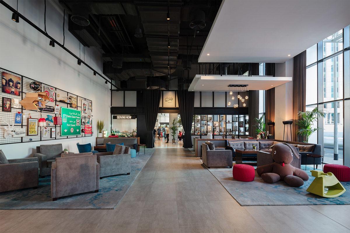 3 Star Hotel Dubai - Hotel Near Deira Dubai   Rove City Centre